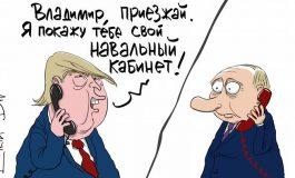 ROMAN GONÇARENKO/ Mirupafshim, Amerikë: Sanksionet e reja të Moskës