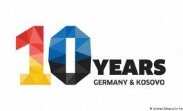 10 vjet marrëdhënie diplomatike Kosovë-Gjermani