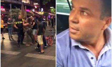 Provo dhe ofendo një polic gjerman, mos guxo pastaj ta prekësh me dorë…! (VIDEO)