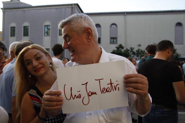LUÇIANO GOLEMI/ Teatri nuk mund të bëhet çadër për opozitën
