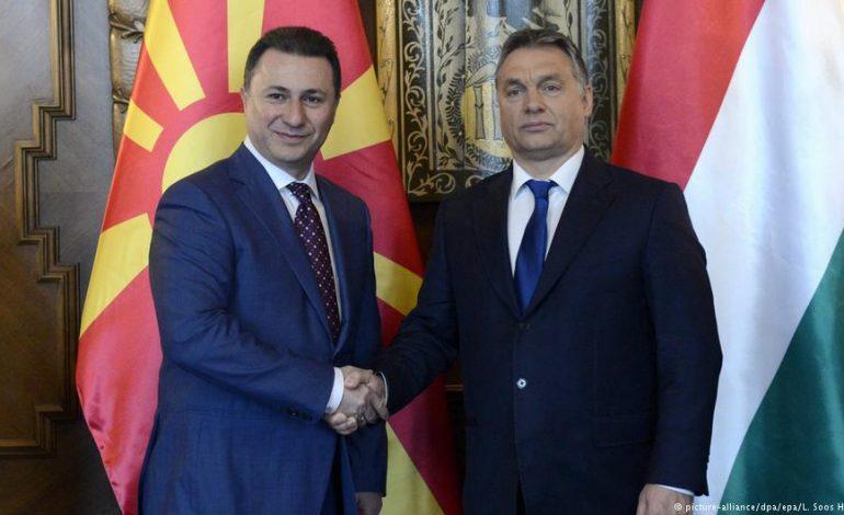 ANALIZA/ Pse Gruevski zgjodhi Hungarinë për azil dhe miqësia e tij me Orban!
