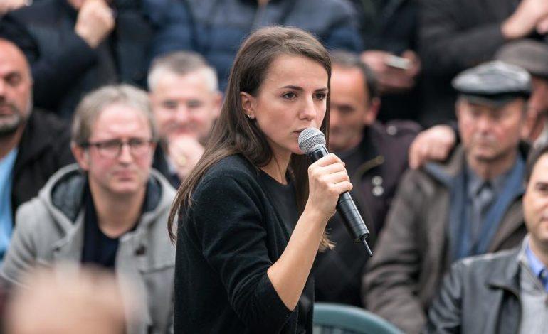 ARDIT RADA/ Kur vajza e themeluesit të PD hedh poshtë partinë e saj