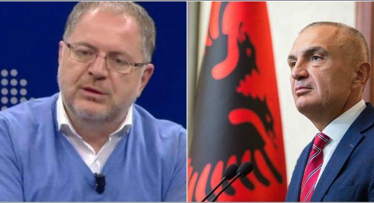 """BATON HAXHIU/ Mesazhi për Metën përpara se të bënte një gabim historik per """"ministrin"""" kosovar"""