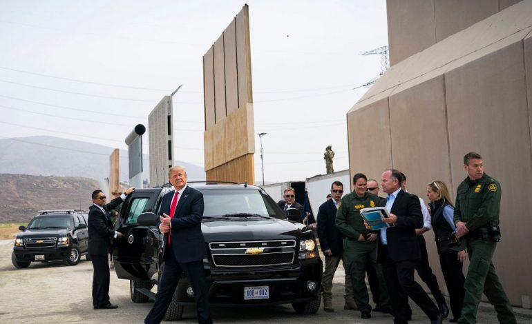 ANALIZA/ Muri është një simbol i nevojës së Donald Trump