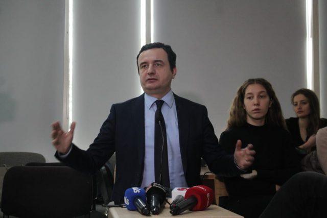 ANALIZA/ Kujt partie i shërben në Shqipëri, Albin Kurti?!
