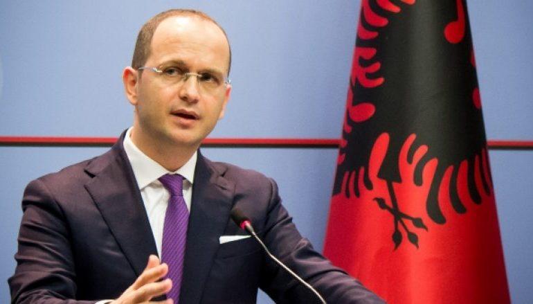 """DITMIR BUSHATI/ """"Shqiptarët janë evropianë me frymë dhe veprim"""""""