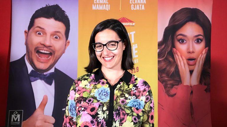 FJORDA LLUKMANI/ Kam dy llafe për ty Ermal tangërlliksi që s'di të bësh as humoristin, as gazetarin dhe as aktorin