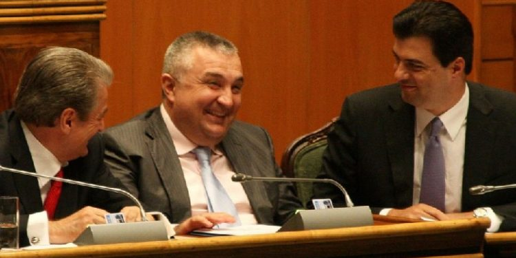 SPARTAK NGJELA/ SHBA e kuptoi se duhej likuiduar korrupsioni Berisha, Basha, Meta