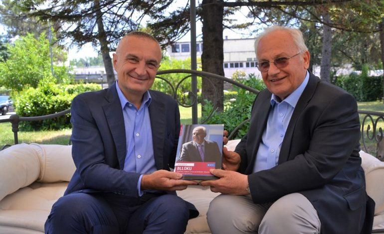 """ILIR MBORJA/ """"Blloku"""" i Isuf Kalos dhe """"Blloku"""" i Ilir Metës…"""