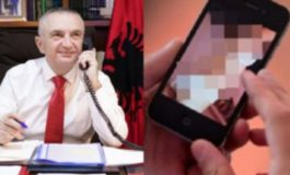 ARDIT RADA/ Si e ndezi Presidenca zjarrin e video-skandaleve shantazhuese