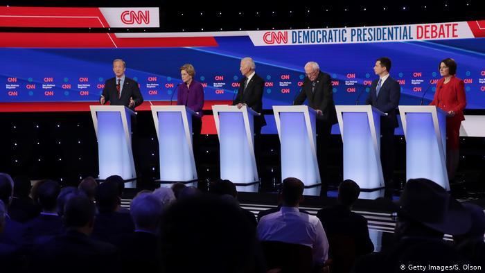 ANALIZA/ Demokratët amerikanë debatojnë