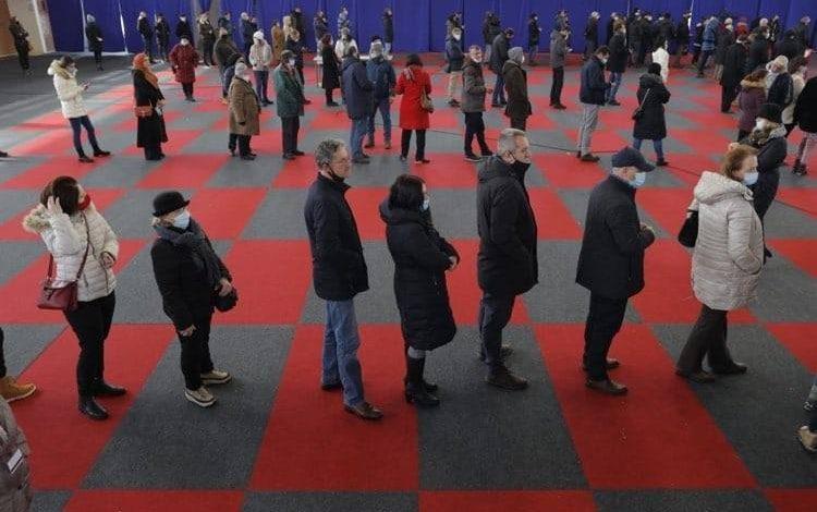 ASTRIT PATOZI/ Radhët e votuesve në Kosovë si mesazh për 25 prillin